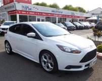 '14 Ford Focus ST Autobahn REady in Ramstein, Germany
