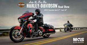 KMCC Harley Davidson Sale 27 - 30 April in Ramstein, Germany