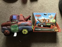 Towmater Stuffed toy and car in Lakenheath, UK