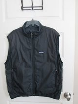 Patagonia vest in Beaufort, South Carolina
