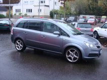 2006 OPEL ZAFIRA 7 SEATER CALL 01703070155 in Ramstein, Germany
