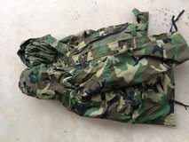 3 woodland camo army goretex jackets in Fort Leonard Wood, Missouri