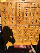 Library drawers in Alamogordo, New Mexico