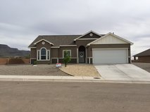Newly built Single Family Home with Beautiful View in Alamogordo, New Mexico