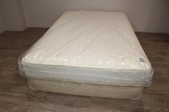 Full Size Mattress (Including Box Spring) in CyFair, Texas