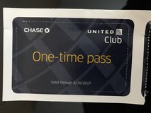 United Club One-time Pass in Glendale Heights, Illinois