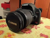 Canon EOS Rebel T1i 15.1 MP / 18-55mm f/3.5-5.6 IS Lens in Ramstein, Germany