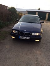 !!!BRAND NEW INSPECTED BMW!!! AUTOMATIC!!!LEATHER INTERIOR!!!! in Ramstein, Germany