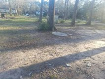 1/2 acre lot with all utilitys in Kingwood, Texas