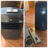 LG  12000 BTU portable air conditioner with remote in Los Angeles, California