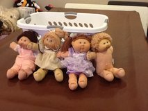 4 cabbage dolls in New Lenox, Illinois