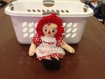 Raggedy Ann doll in Shorewood, Illinois