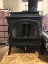 Wood Stove -Quadra Fire 5700 Step Top in Glendale Heights, Illinois