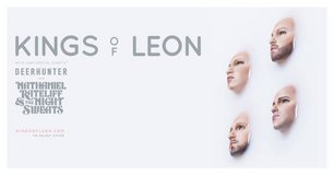 **** (1-4) KINGS OF LEON CONCERT TIX - CHEAP - Tues, May 2 - CALL NOW **** in CyFair, Texas
