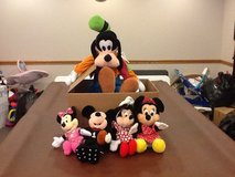 Mickey minnie and pluto in New Lenox, Illinois