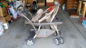 Graco - 2 Kid Stroller - Great Shape! in Yorkville, Illinois