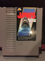 JAWS, Nintendo game in Aurora, Illinois
