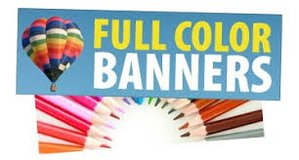 Custom Vinyl Banners, great for outdoor promotions or special events. in 29 Palms, California