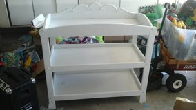 Changing table in Travis AFB, California