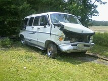 1997 DODGE VAN 360 MOTOR & TRANSMISSION WORK in Camp Lejeune, North Carolina