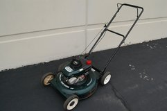 "Sears Craftsman 4.5 hp 22"" push mower in Glendale Heights, Illinois"