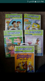 Leapster games in Fairfield, California