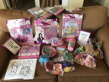 My Little Pony party decorations in Barstow, California