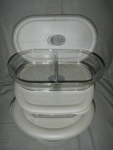 Pyrex Glass Storage Containers with Vent Lids in Ramstein, Germany