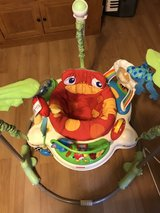 Fisher Price Jumperoo in Kingwood, Texas