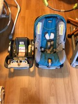 Chicco Car Seat w/two bases in Kingwood, Texas