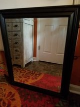 Black / Square Beveled Mirror in Clarksville, Tennessee