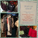 Clothes and purses in Glendale Heights, Illinois