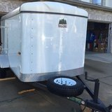 Trailer Enclosed Great Condition! in Naperville, Illinois