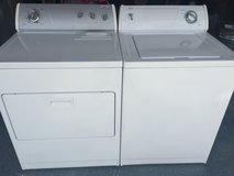whirlpool washer and gas dryer in San Diego, California