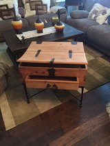 Rustic Night Stand Table in Vacaville, California
