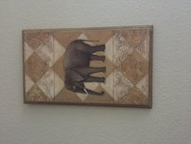 Elephant Wall Art in Vacaville, California