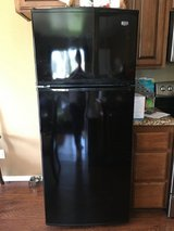 Black Maytag Refrigerator (av 5/20) in Vista, California