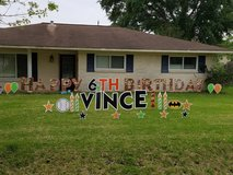 Lawn Greetings in Baytown, Texas