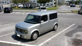 2004 NISSAN CUBE JCI EXP March 2019 in Okinawa, Japan
