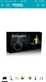 Dynamis Weighted Hula Hoop in Vacaville, California