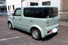 2006 Nissan Cube. Low milage.  New JCI & Road tax included, in Okinawa, Japan