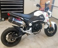 2015 HONDA GROM NEED TO SELL ASAP 50MPG in Camp Pendleton, California