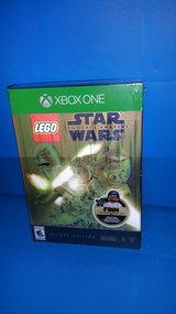 Lego star wars xbox one game Brand new in Naperville, Illinois