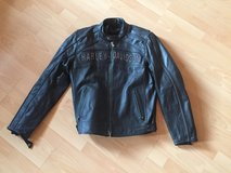 Large original  HD leather jacket in Ramstein, Germany