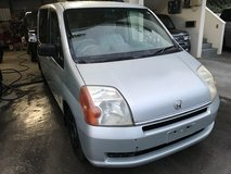 Honda Mobilio(3row)with 2yrs JCI in Okinawa, Japan