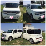 2010 Nissan Cube 4DR/SW in Okinawa, Japan