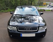 Audi A4, manual transmission, already inspected, low mileage! in Ramstein, Germany