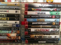 Like New! PS3 Games.  Perfect Condition! in Okinawa, Japan