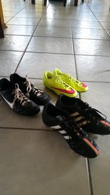 Youth/Adult soccer cleats in Ramstein, Germany