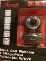 Webcam (Like New - in box) in Biloxi, Mississippi